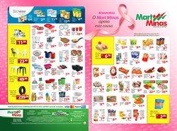 Promoção de Seara no folheto de Mart Minas em Uberlândia