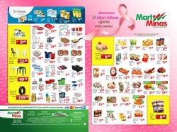 Promoção de Mart Minas no folheto de Juiz de Fora