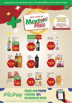 Ofertas Supermercados no catálogo Mart Minas em Belo Horizonte ( Publicado hoje )