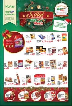 Ofertas Supermercados no catálogo Mart Minas em Poços de Caldas ( 3 dias mais )