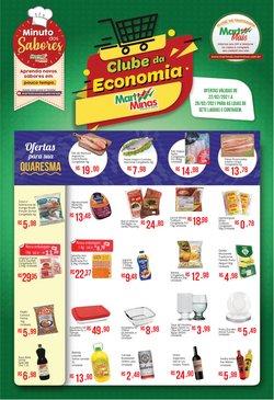 Ofertas Supermercados no catálogo Mart Minas em Belo Horizonte ( Válido até amanhã )