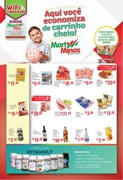 Catálogo Mart Minas em Belo Horizonte ( 2 dias mais )