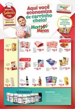 Ofertas Supermercados no catálogo Mart Minas em Juiz de Fora ( 2 dias mais )
