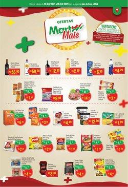 Ofertas Supermercados no catálogo Mart Minas em Juiz de Fora ( Publicado a 2 dias )