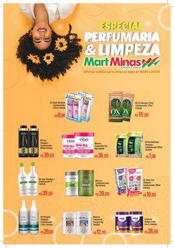 Ofertas Supermercados no catálogo Mart Minas em Uberlândia ( Publicado ontem )