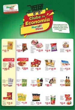 Ofertas de Supermercados no catálogo Mart Minas (  Vence hoje)