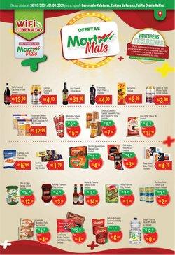 Ofertas de Supermercados no catálogo Mart Minas (  2 dias mais)