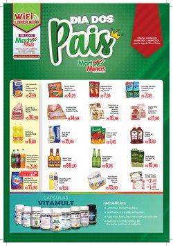 Ofertas de Mart Minas no catálogo Mart Minas (  Publicado hoje)