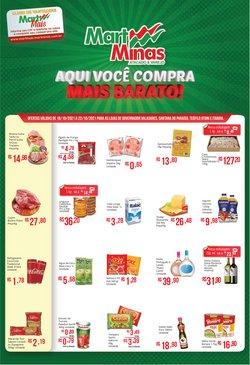 Ofertas de Supermercados no catálogo Mart Minas (  Publicado ontem)