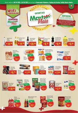 Ofertas de Supermercados no catálogo Mart Minas (  Publicado hoje)