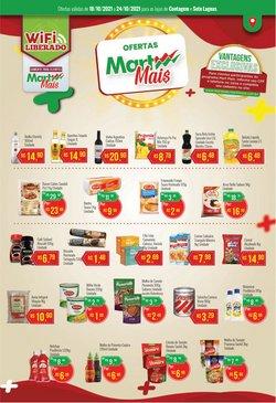 Ofertas de Supermercados no catálogo Mart Minas (  4 dias mais)