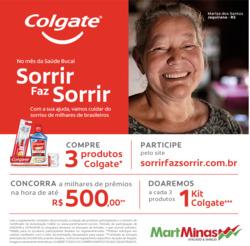 Promoção de Mart Minas no folheto de Uberaba
