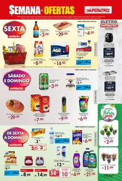 Ofertas de Supermercados no catálogo Supermercados Imperatriz (  4 dias mais)