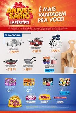 Ofertas de Supermercados Imperatriz no catálogo Supermercados Imperatriz (  7 dias mais)