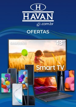 Ofertas Lojas de Departamentos no catálogo Lojas Havan em Joinville ( Publicado hoje )