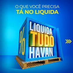 Catálogo Lojas Havan em Juiz de Fora ( Vencido )