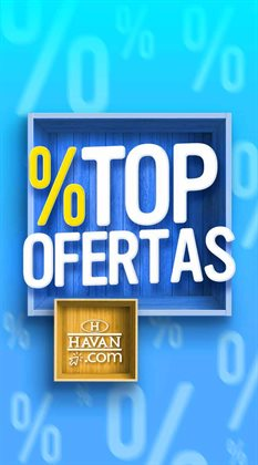 Ofertas Lojas de Departamentos no catálogo Lojas Havan em Campinas ( Vence hoje )