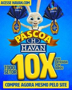Catálogo Lojas Havan em Porto Alegre ( Vencido )