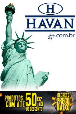 Ofertas Lojas de Departamentos no catálogo Lojas Havan em São Carlos ( Publicado hoje )