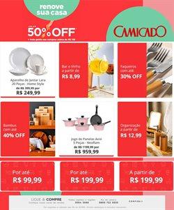 Ofertas Casa e Decoração no catálogo Camicado em Canoas ( Publicado a 2 dias )