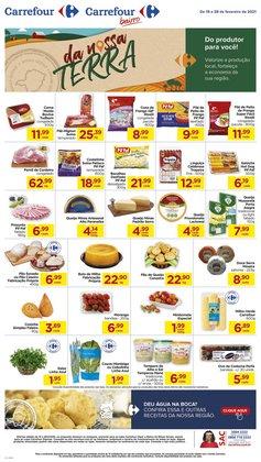 Ofertas Supermercados no catálogo Carrefour Bairro em Belo Horizonte ( 3 dias mais )
