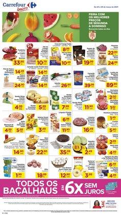 Catálogo Carrefour Bairro ( Vencido )