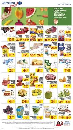 Ofertas de Supermercados no catálogo Carrefour Bairro (  Publicado hoje)