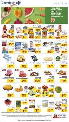 Ofertas de Carrefour no catálogo Carrefour Bairro (  Publicado ontem)