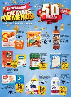 Ofertas de Supermercados no catálogo Giassi Supermercados (  2 dias mais)