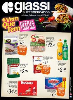 Catálogo Giassi Supermercados (  5 dias mais)