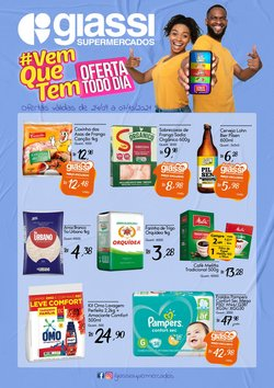 Catálogo Giassi Supermercados (  10 dias mais)