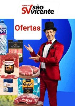 Ofertas Supermercados no catálogo Supermercados São Vicente em Taboão da Serra ( Publicado hoje )