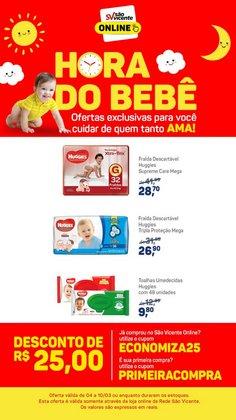 Catálogo Supermercados São Vicente ( 2 dias mais )