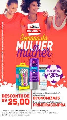 Catálogo Supermercados São Vicente ( Publicado ontem )