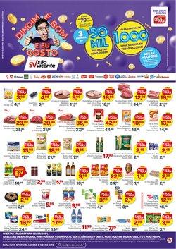 Ofertas de Supermercados no catálogo Supermercados São Vicente (  Publicado ontem)