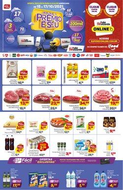 Ofertas de Supermercados no catálogo Supermercados São Vicente (  Vence hoje)