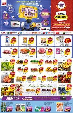 Ofertas de Supermercados no catálogo Supermercados São Vicente (  Publicado hoje)