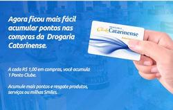 Promoção de Drogaria Catarinense no folheto de Joinville