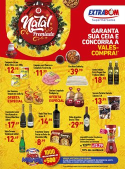 Catálogo Extrabom Supermercados ( Vencido )