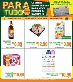Catálogo Supermercado Bretas em Montes Claros ( 3 dias mais )