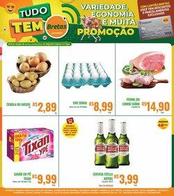 Catálogo Supermercado Bretas em Anápolis ( Vencido )