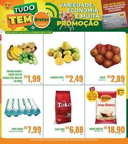 Ofertas Supermercados no catálogo Supermercado Bretas em Juiz de Fora ( Vence hoje )