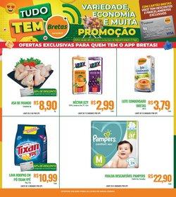 Ofertas Supermercados no catálogo Supermercado Bretas em Uberlândia ( Publicado a 2 dias )