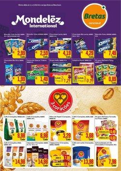 Ofertas de Supermercado Bretas no catálogo Supermercado Bretas (  3 dias mais)