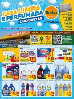 Ofertas de Supermercado Bretas no catálogo Supermercado Bretas (  6 dias mais)