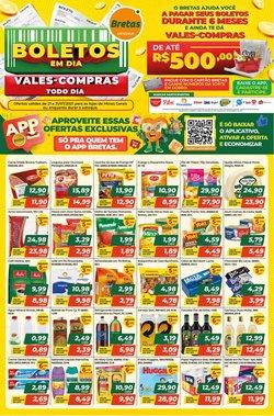 Ofertas de Supermercado Bretas no catálogo Supermercado Bretas (  Publicado ontem)