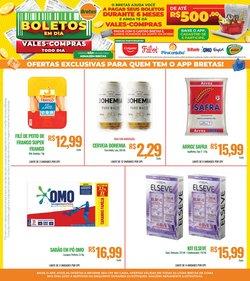 Ofertas de Supermercado Bretas no catálogo Supermercado Bretas (  4 dias mais)