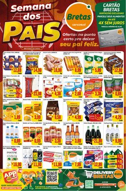 Catálogo Supermercado Bretas (  Publicado ontem)