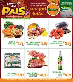 Ofertas de Supermercados no catálogo Supermercado Bretas (  Válido até amanhã)