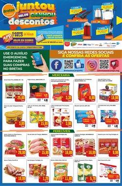 Ofertas de Supermercado Bretas no catálogo Supermercado Bretas (  Publicado hoje)